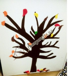 building_a_autumn_tree_from_foam_leaves