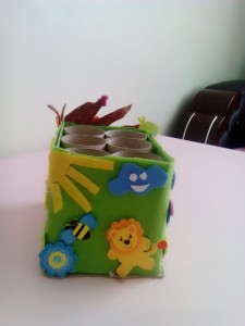 how_to_dıy_easy_pencil_holder_from_toilet_paper_rolls