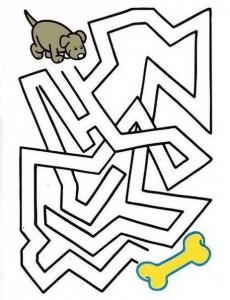labyrinthines_ dog