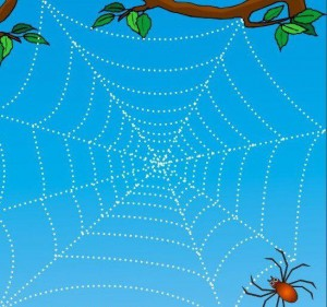 spider_tracing_lines