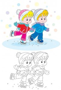 cool_winter_coloring_pages