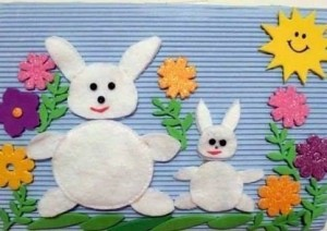 funny_bunnies_from_cotton_pads