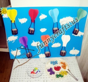 how_to_make_3d_hot_air_balloon_