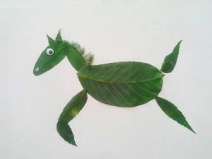 preschool_crafts_using_leaves