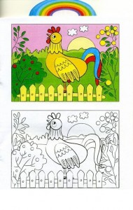 animals coloring pages for kıds