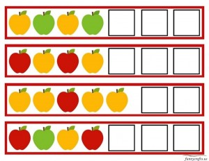apple pattern exercise