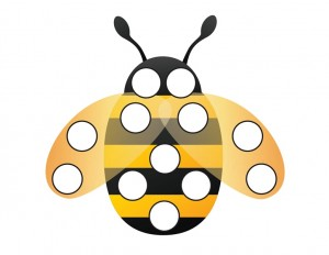 bee do a dot