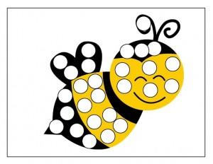 bee spring do a dot