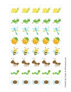 butterfly pattern for kıds