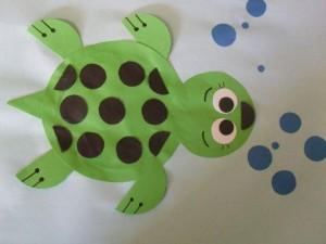 circle paper caretta