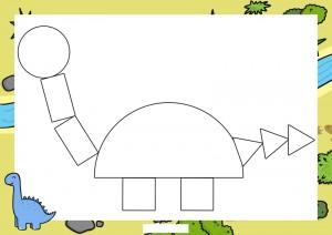 cool dinosaur preschool