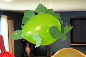 dinosaur ballon