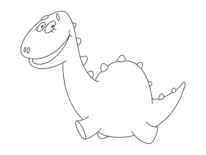 dinosaur coloring pages activities