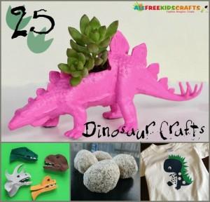 dinosaur craftss
