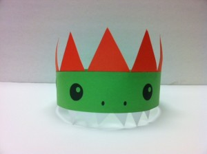 dinosaur hat for kıds (2)