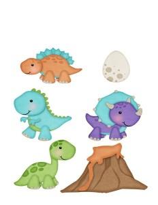 dinosaur shadow matcing