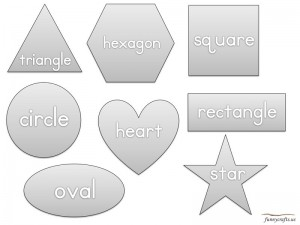 geometric shapes activities preschool