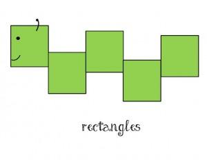green square caterpillar
