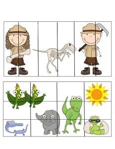 okul_öncesi_dinozor_puzzle_çalışması