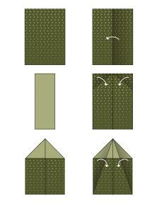 origami plane activities