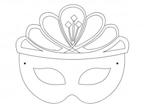 preschool mask template
