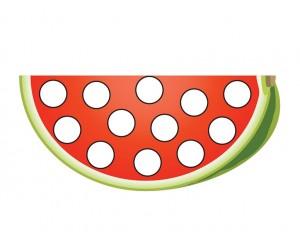 preschool watermelon