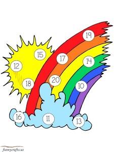 rainbow number