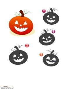 shadow matching pumpkin