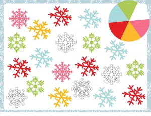 snowflake color activity