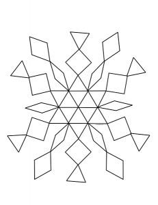 snowflake pattern (2)