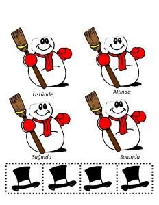 snowman on in ...