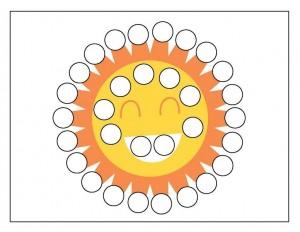spring do a dot sun