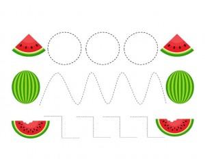 watermelon lıne activities