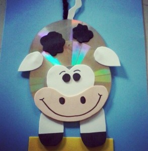 CD animals craft (1)