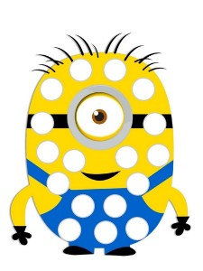 Despicable me do a dot (2)
