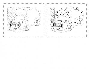 Free dot to dot worksheets (10)