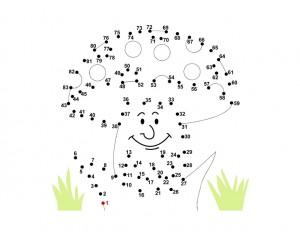 Free dot to dot worksheets (8)