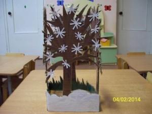 Make Four Season Trees (2)