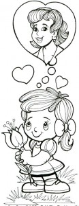 Mother s Day coloring pages for  kıds (8)