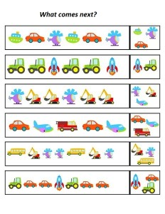 Vehicles pattern (1)