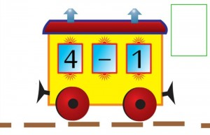 addition and subtraction math train (5)