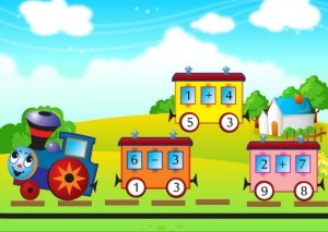 addition and subtraction math train (8)
