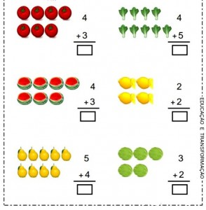 addition worksheets for preschhol (10)