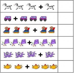 addition worksheets for preschhol (13)