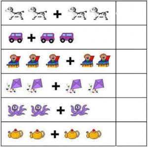 addition worksheets for preschhol (22)