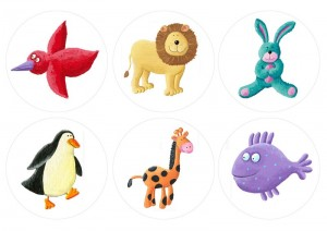animals memory cards (2)