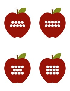 apple worm number matching game for kids (2)