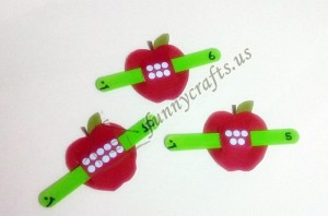 apple worm number matching game for kids (7)