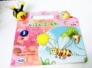 bee theme book