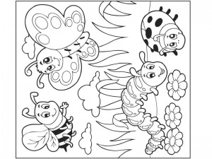 bugs coloring pages cool (13)